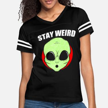 Spacemonster Alien Retro Alien Gift - Women's Vintage Sport T-Shirt