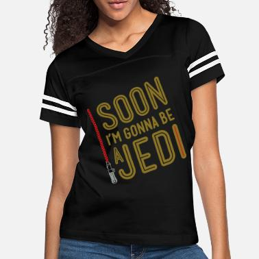 Yankovic Soon I'm Gonna Be a Jedi - Women's Vintage Sport T-Shirt