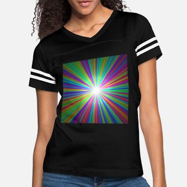 Ray Of Light Rainbow ray of light - Women's Vintage Sport T-Shirt