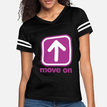 Move MOVE ON MOVE ON - Women's Vintage Sport T-Shirt
