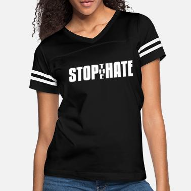 Hate Crime Stop The Hate - Women's Vintage Sport T-Shirt