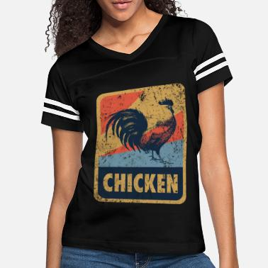 Hen Chicken - Women's Vintage Sport T-Shirt