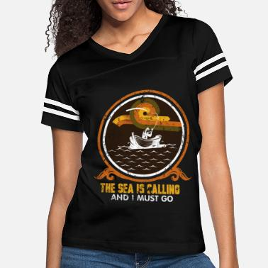 Lake Fishing - Women's Vintage Sport T-Shirt