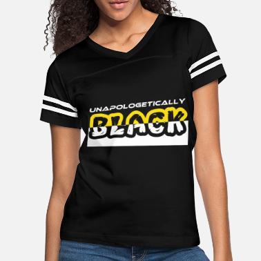 Unapologetically Black Tshirt Design For Women 39 S Vintage Sport
