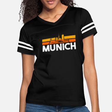 Germany Munich - Women's Vintage Sport T-Shirt