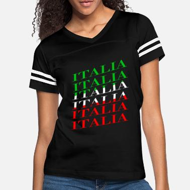 National Colors Italy national colors - Women's Vintage Sport T-Shirt