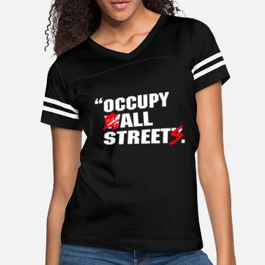 Occupy Wall Street occupy wall street - Women's Vintage Sport T-Shirt
