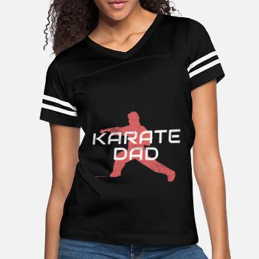 Karate Karate Dad - Women's Vintage Sport T-Shirt