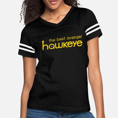 Hawkeye hawkeye the best avenger - Women's Vintage Sport T-Shirt