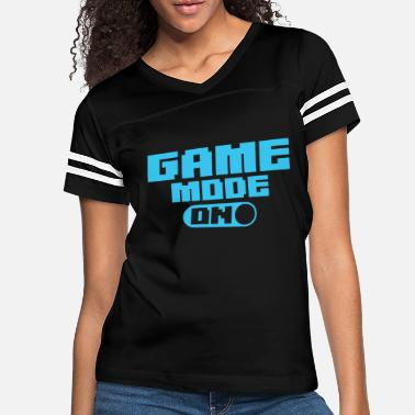 Game Game Mode On - Women's Vintage Sport T-Shirt