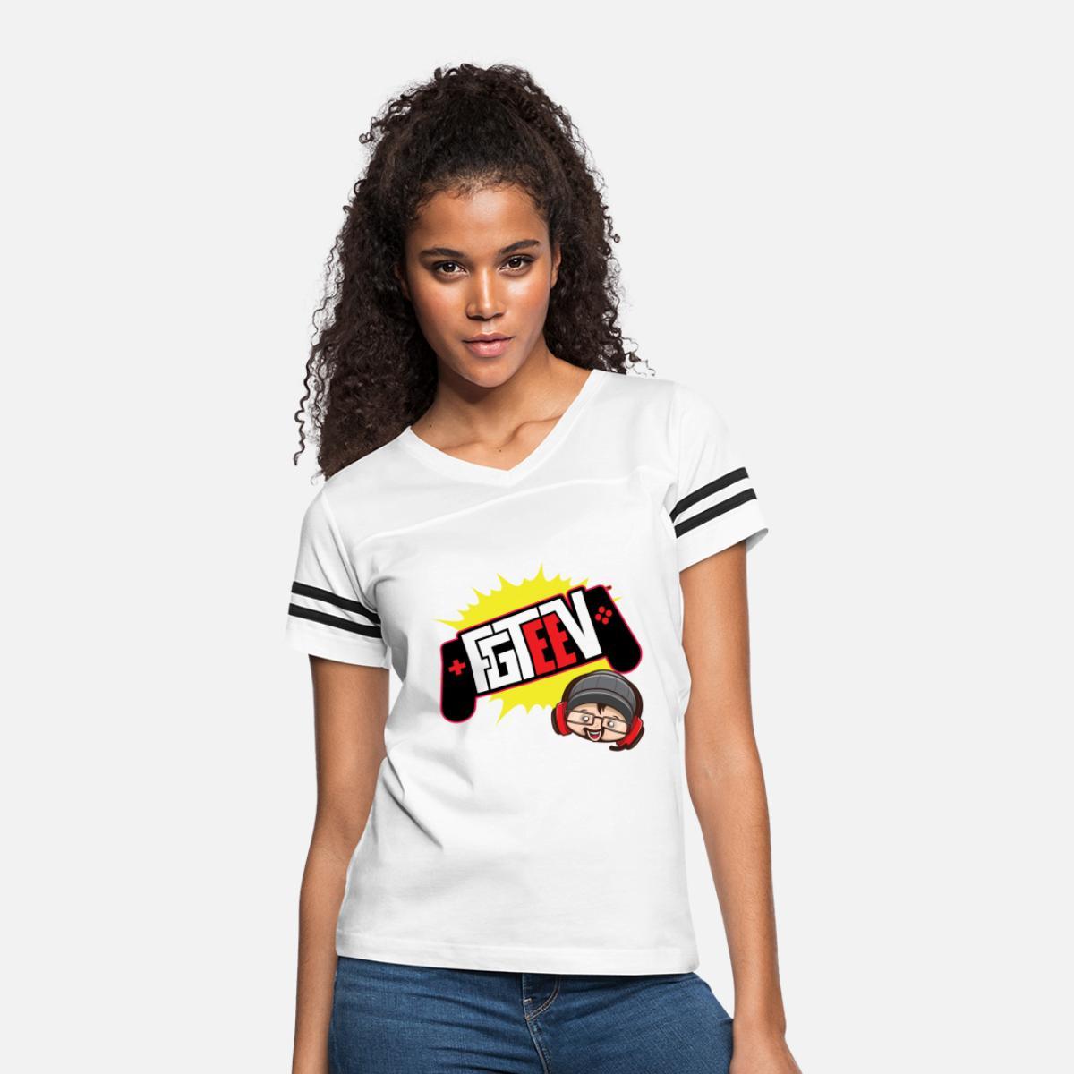 FGTeeV 2019 Logo Kids/' Crewneck Sweatshirt by Spreadshirt™