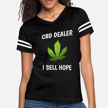 Dealer CBD Oil - CBD Dealer I Sell Hope - Women's Vintage Sport T-Shirt
