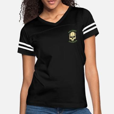 Military division - Women's Vintage Sport T-Shirt