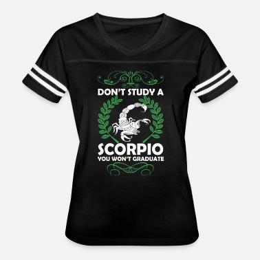 Scorpio Zodiac Horoscope Women's Premium T-Shirt - black