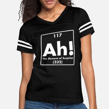 Element AH The Element of Surprise - Women's Vintage Sport T-Shirt