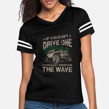 Automobile If you don t drive one you wouldnt understand - Women's Vintage Sport T-Shirt