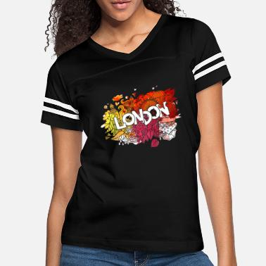 London I LOVE LONDON SHIRT - Women's Vintage Sport T-Shirt
