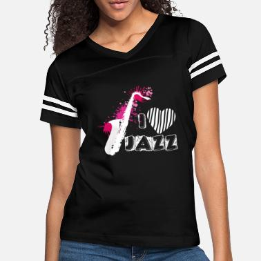 Jazz Jazz - Awesome jazz t-shirt for all jazz lovers - Women's Vintage Sport T-Shirt