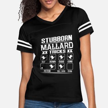 Tee Shirt Clothing Stubborn Mallard Tricks Shirt