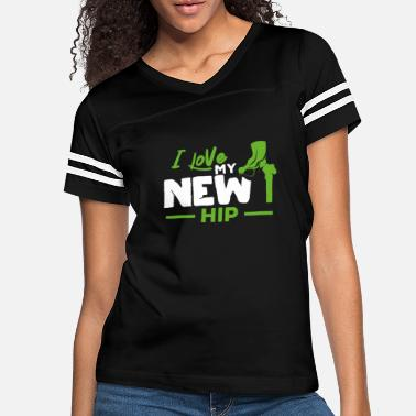 Hip Hip Replacement Post New Hip Surgery Gift - Women's Vintage Sport T-Shirt