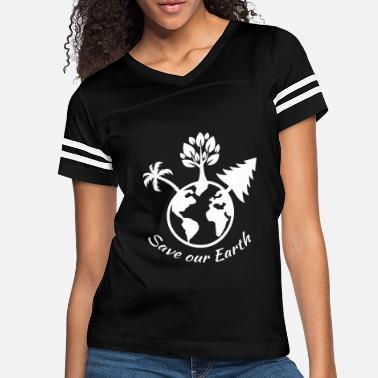 Nature Conservation Save our Earth - nature conservation - Women's Vintage Sport T-Shirt