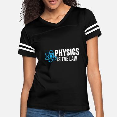 Atom Physics Shirt Physician Physicist Science Gift - Women's Vintage Sport T-Shirt