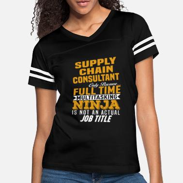 Chain Supply Chain Consultant - Women's Vintage Sport T-Shirt