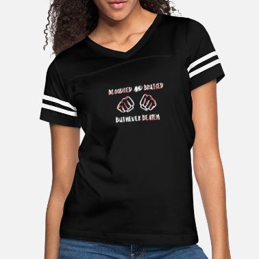 Bloody Bloodied - Women's Vintage Sport T-Shirt