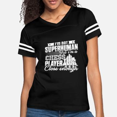 Chess I Am A Chess Player Shirt - Women's Vintage Sport T-Shirt
