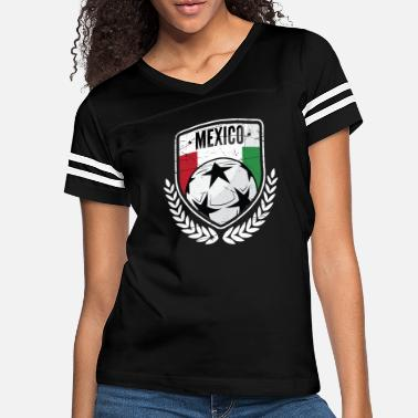 Soccer Team mexico soccer team - Women's Vintage Sport T-Shirt