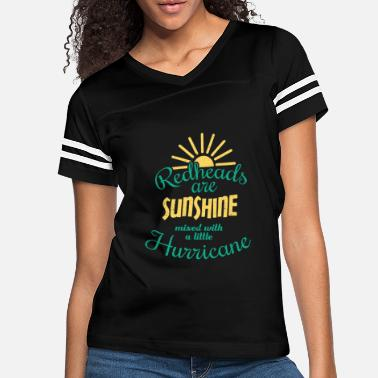 Redheads Redheads Are Sunshine - Women's Vintage Sport T-Shirt