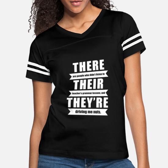 Lets Eat Kids Punctuation Saves Lives Nerd Grammar Humor Juniors V-neck T-shirt