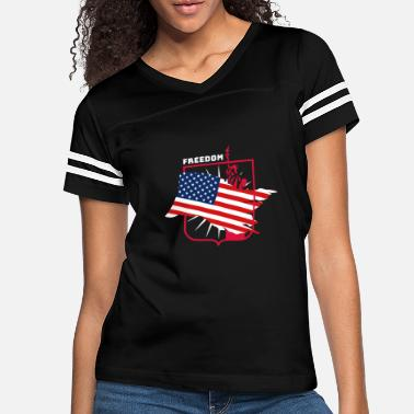 Production Year Independenceday - Women's Vintage Sport T-Shirt