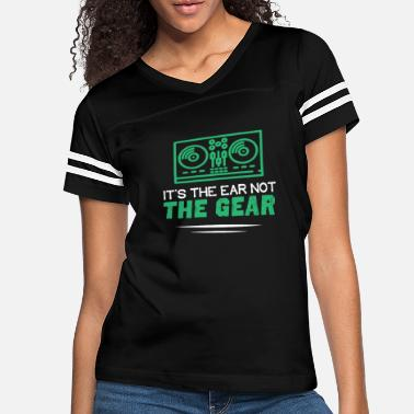 Audio Audio Recording Engineer Shirt - It's The Ear Not - Women's Vintage Sport T-Shirt
