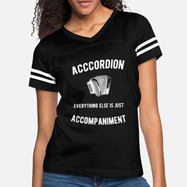 I Love Heart T-Shirt Men I LOVE ACCORDIONS
