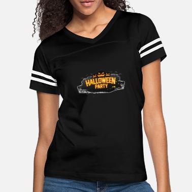 Halloween Party - Women's Vintage Sport T-Shirt
