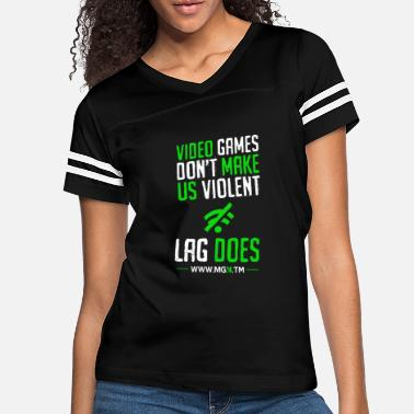Tag Gamer LAG - Women's Vintage Sport T-Shirt