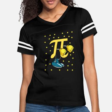 Day Pi Flossing Funny Pi Day Shirt - Women's Vintage Sport T-Shirt
