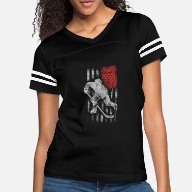 Hockey - Hockey - US hockey T shirt - Women's Vintage Sport T-Shirt