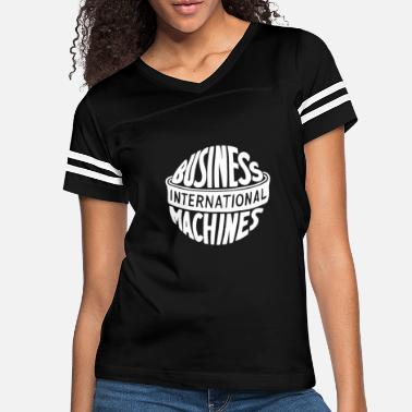 Bussi Bussiness Machines - Women's Vintage Sport T-Shirt