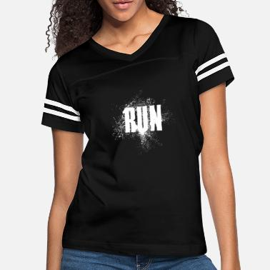Us Run - Women's Vintage Sport T-Shirt