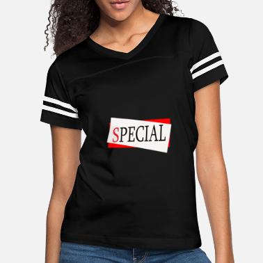 Special Number SPECIAL - Women's Vintage Sport T-Shirt