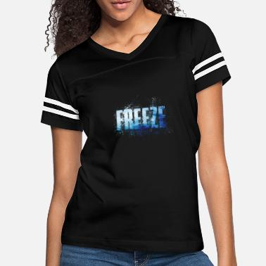 Freezing Freeze - Women's Vintage Sport T-Shirt