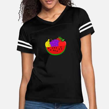 Fruits Fruits - Women's Vintage Sport T-Shirt