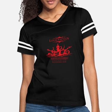 Eimsbuettel Rlyeh Whiskey Red Label - Women's Vintage Sport T-Shirt