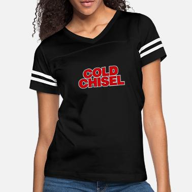 Cold Rock Legends COLD CHISEL - Women's Vintage Sport T-Shirt