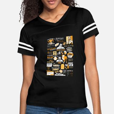 Recreation Parks and Recreation - Rent a swag - Women's Vintage Sport T-Shirt