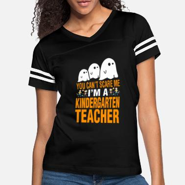 Halloween You Cant Scare Me Shirt High Quality - Women's Vintage Sport T-Shirt
