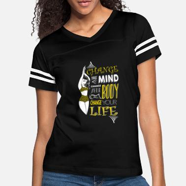 Detroit Vs Everybody Change your body - Change you life - Women's Vintage Sport T-Shirt