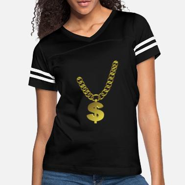 Jewelry Chain Jewelry - Women's Vintage Sport T-Shirt